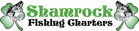 Shamrock Lake Erie Fishing Charters Logo