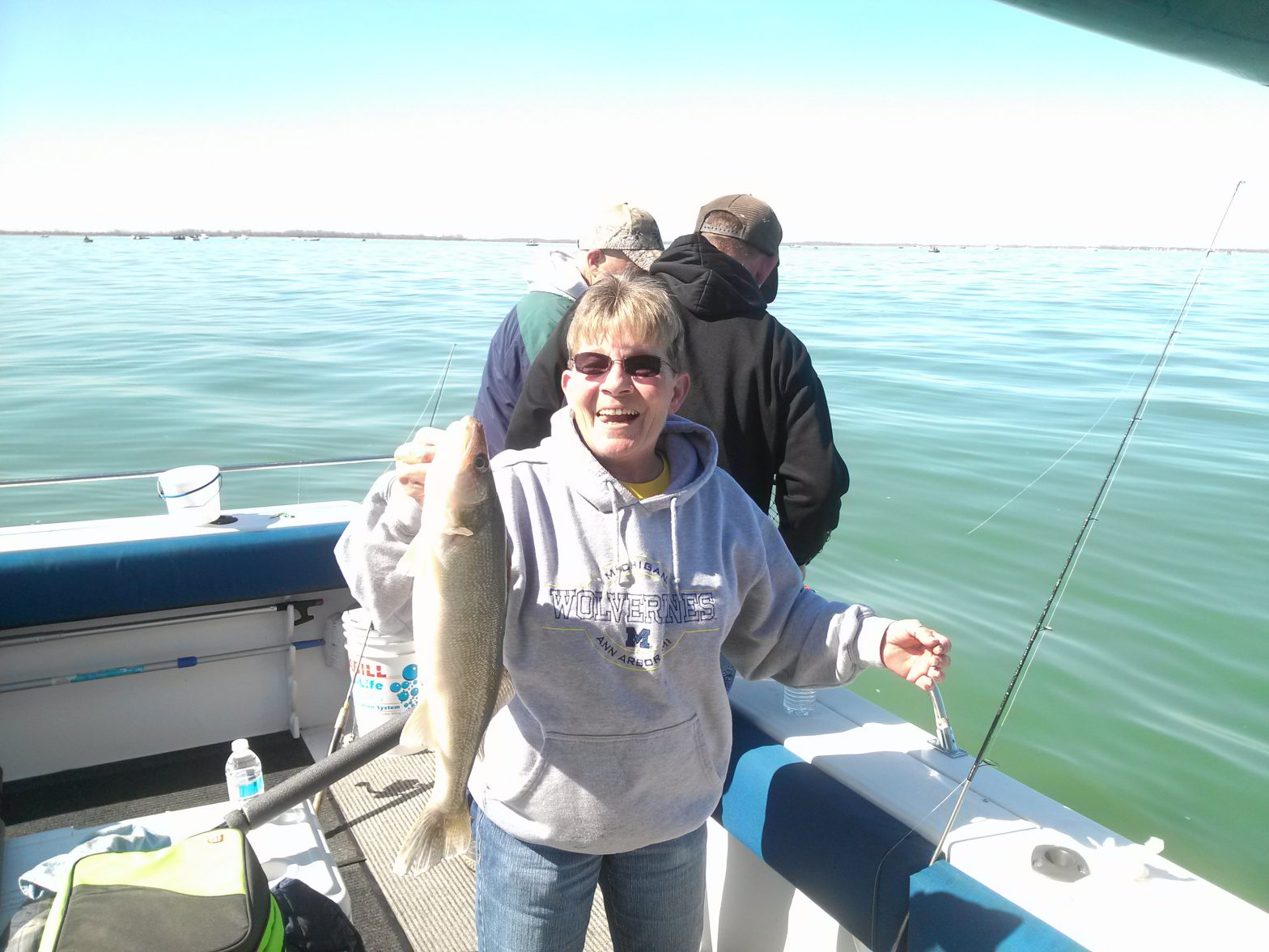 Lake Erie Charter Rates