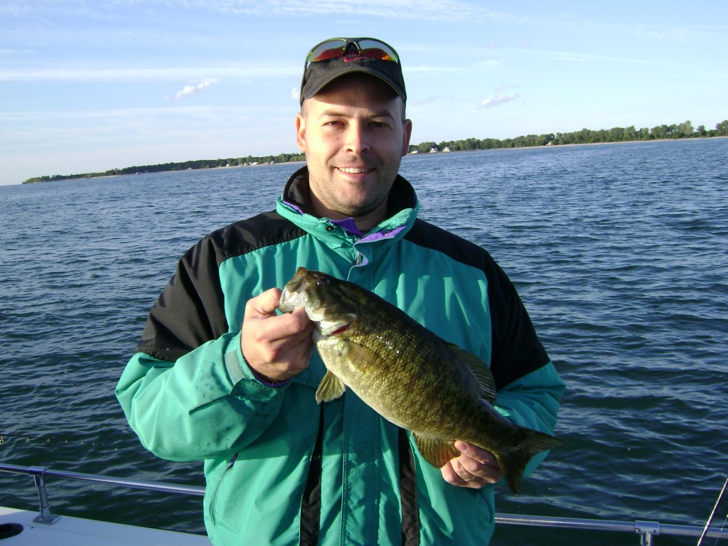 Lake erie smallmouth charters will test your skill at for Lake erie fishing charters